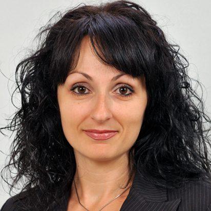 Д-р Силвия Димитрова, дм